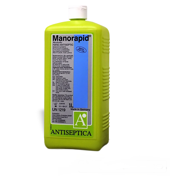 Manorapid (1L gata preparat)