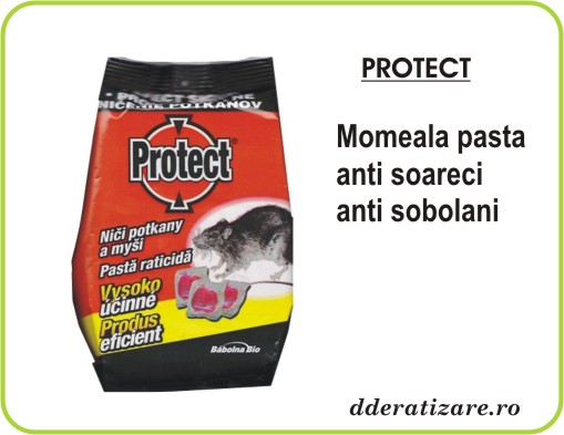 Momeala raticida sub forma de gel - Protect (250 gr)