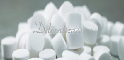 Pastile dezinfectante speciale pentru pisoar si alte suprafete (50 tablete)