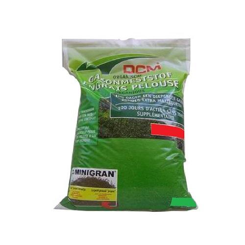 Fertilizant pentru gazon NPK 8-6-7+3 MgO DCM 10kg