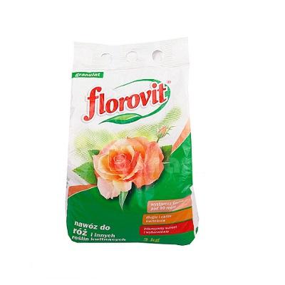 Florovit pentru trandafiri 3kg