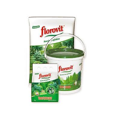 Florovit pentru conifere 10kg