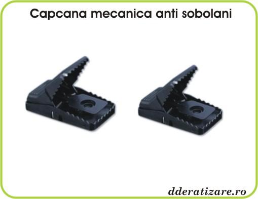 Capcana mecanica anti-sobolani - Traper T-Rex sobolani