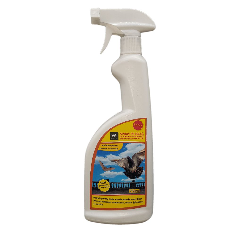 Spray ecologic anti pasari - REP 29 (750 ml)