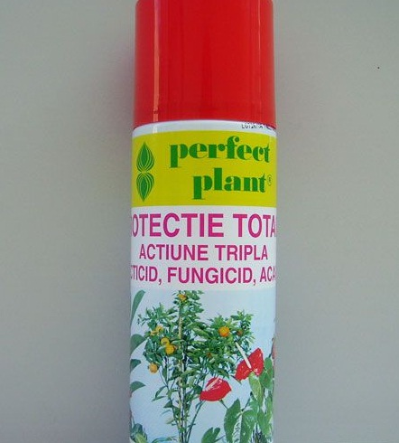 Spray Protectie Totala Perfect Plant 600ml