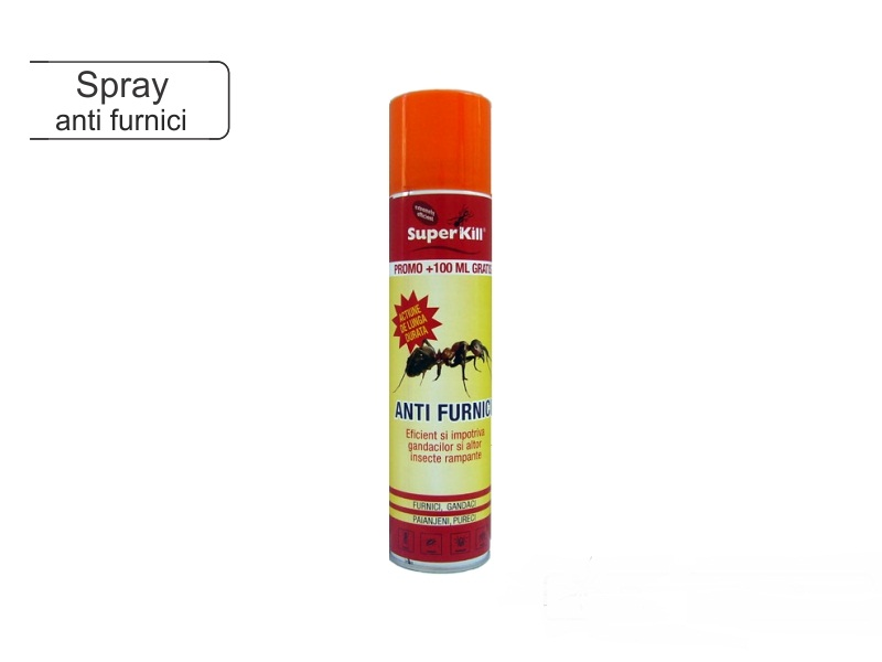 Spray Anti Furnici Super Kill
