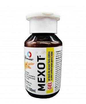 Mexot - Gel Dezinfectant pentru maini cu alcool, 100ml